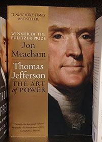 Cover of the biography John Adams by David McCullough