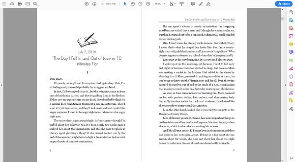 Screenshot of a book PDF in Adobe Reader on a desktop